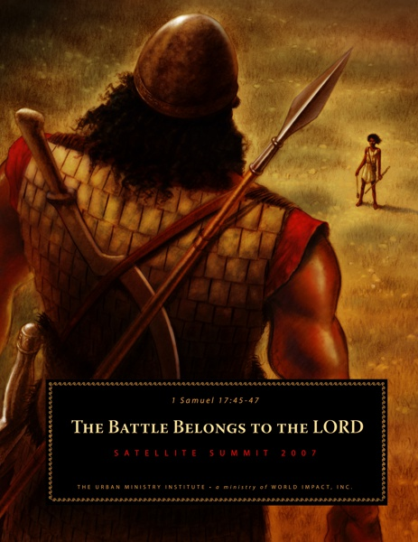 the battle belongs to the lord 2007 463x600