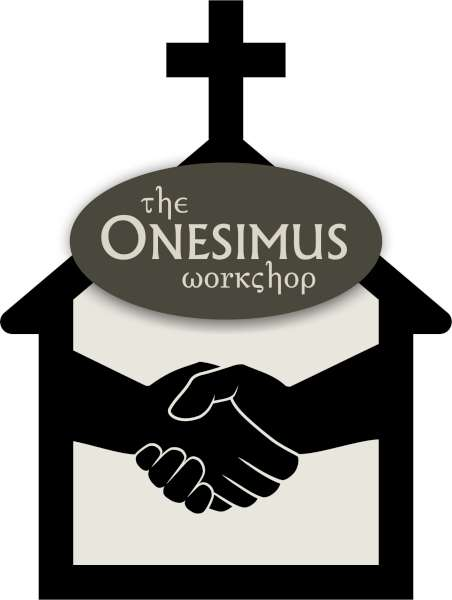 onesimus logo on church with trans fill 600